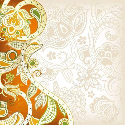 Hindu Wedding Invitation Card Background Design 32 Indian