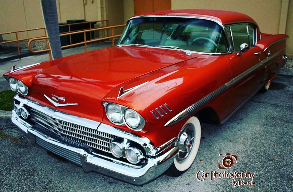 1958 Chevy Impala Classic Car Amazing Classic Cars Bmw