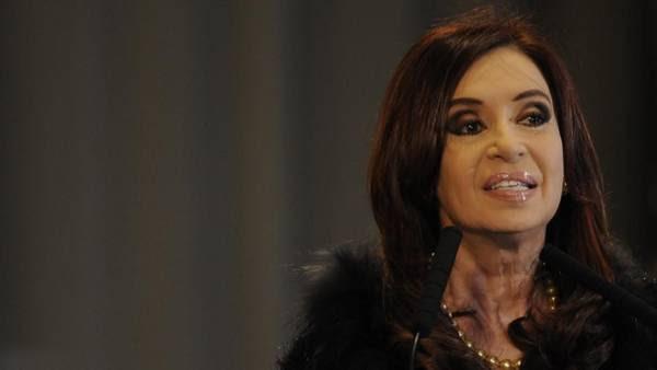Cristina Kirchner, ex presidenta de la Nación. (Pepe Mateos)