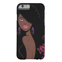 african American iPhone 6 cell phone cases