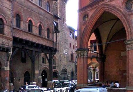 Piazza Mercanzia
