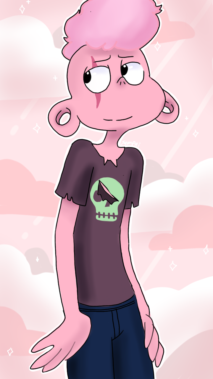 It's been a while since I've drawn, but I wanted to draw Lars because he is a cute bean.