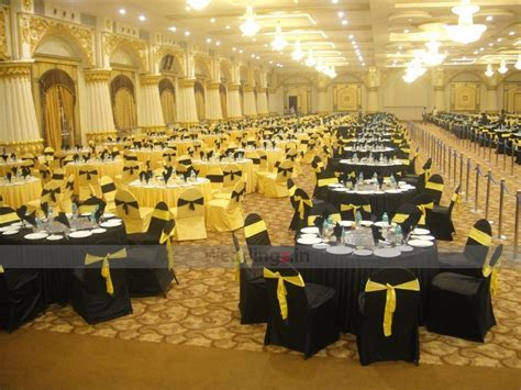 The Grand Castle Palace Ground, Bangalore   Banquet Hall