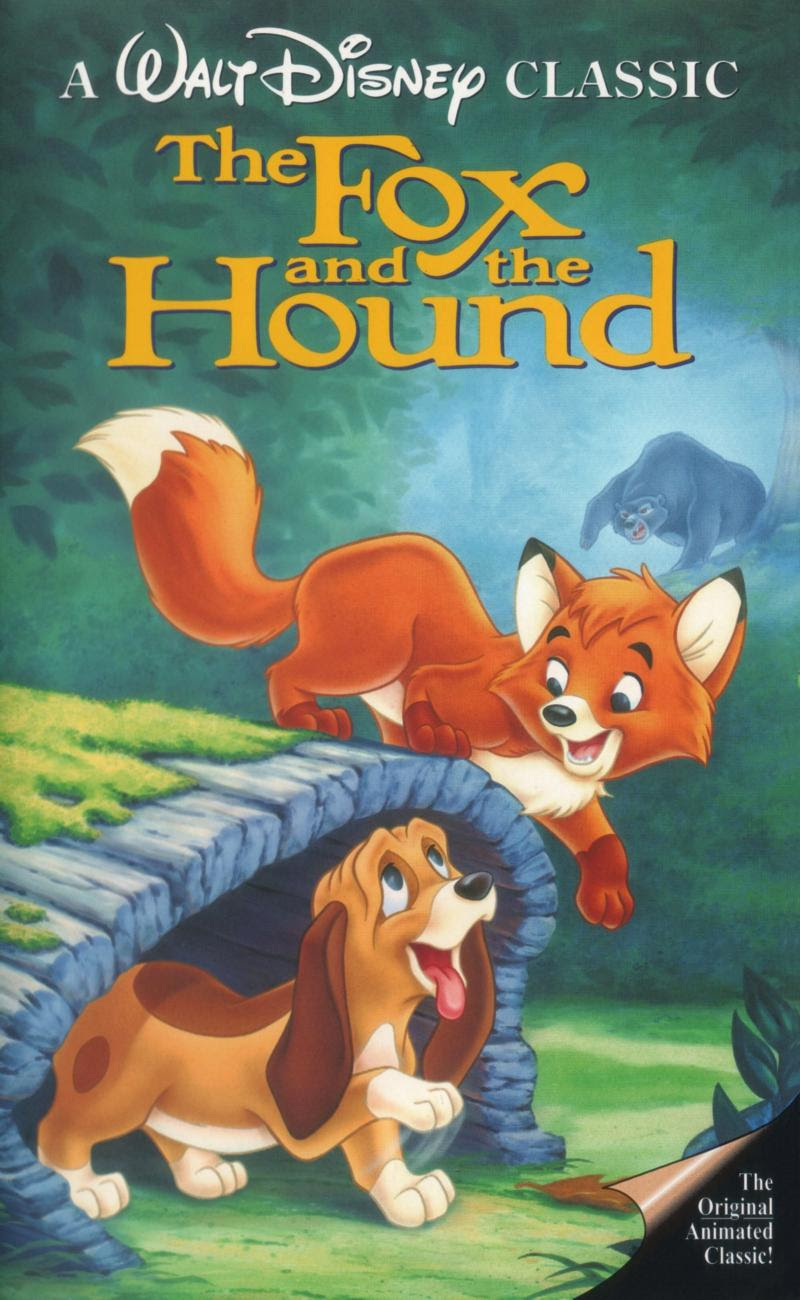 52 Best The Fox And The Hound Images The Fox The Hound Disney