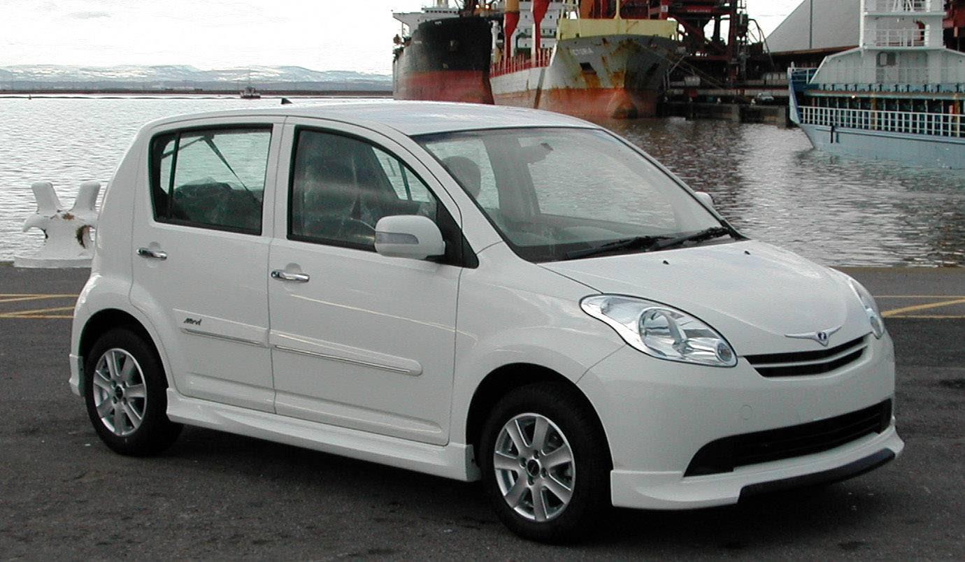 Perodua Myvi Piawaian Euro 5 Dijual Di UK - sembang-auto.com