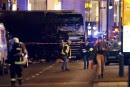 Camion lancé sur une foule à Berlin: le bilan monte à 12 morts
