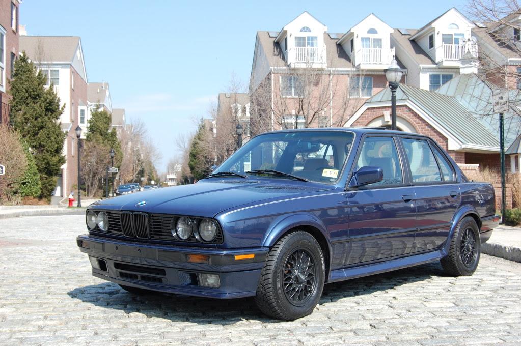 1991 Bmw E30 325ix Awd Snow Machine Restoration And Overhaul