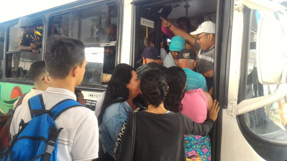 Ônibus terão mudança na Zona Oeste (Foto: Everaldo Silva/TV Globo)