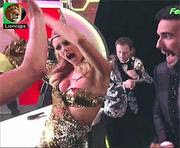 Fernanda Lima sensual na Globo