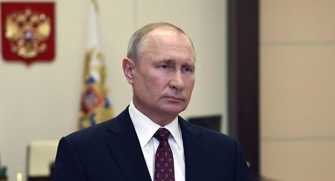 Putin: quando países criarem armas hipersônicas, Rússia já terá meio de combatê-las