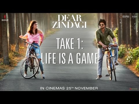 A Single Candle in the Darkness #DearZindagi