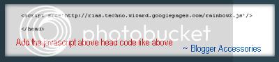 ColorFull Link Hover - Blogger hack