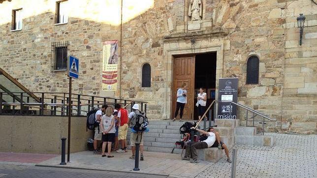 Los Misioneros Redentoristas abren una casa de acogida en el Camino de Santiago