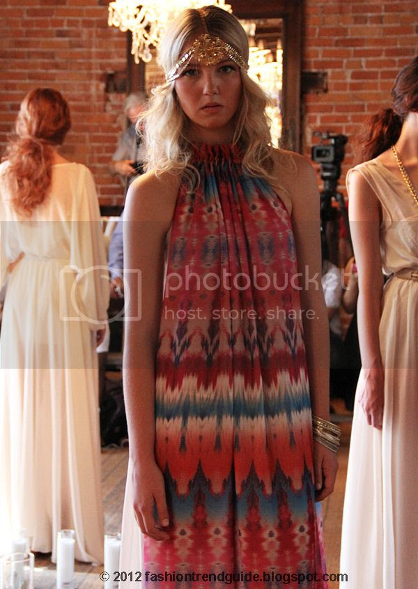 Odylyne spring 2013 dress