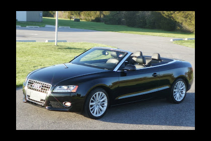 2005 Audi A5 Convertible For Sale