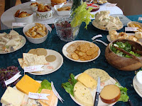 St George's Day celebratory food