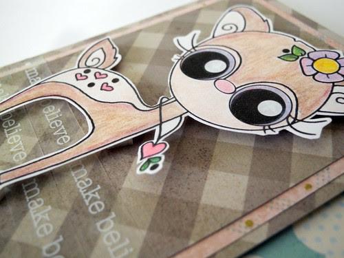 Oh, Deer (detail)