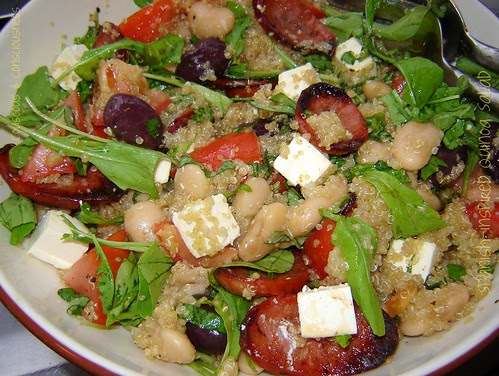 Spanish-inspired Quinoa Salad 2