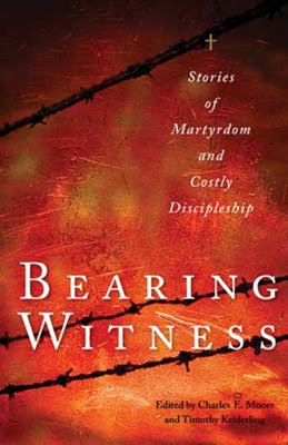 bearing witness book cover
