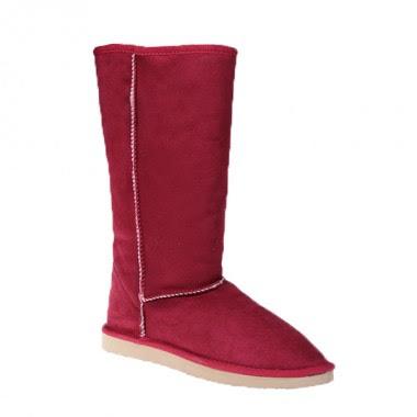 cizme-stil-ugg-scarlett-rosii