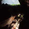 Hang Son Doong 4Abseiling-Into-Darkness