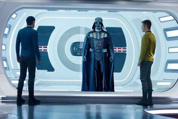 STAR TREK and STAR WARS: J.J. Abrams' two sci-fi worlds collide.