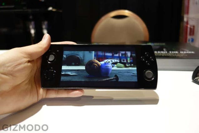 Oh Hell Yes: A Phone With Glasses-Free 3D and Joysticks Built In