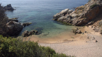 Cala Morisca, a Tossa de Mar