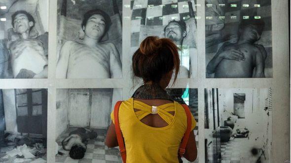 Cả triệu người bị Khmer Đỏ giết hại