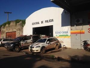 Central ro (Foto: Matheus Henrique/G1)