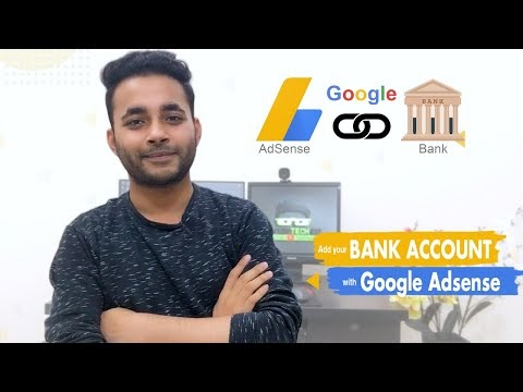 How to Add Bank Account with Google Adsense Account Bangla | Google Adsense | 2020