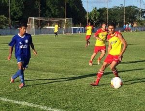 América-RN x Cruzeiro de Macaíba - jogo-treino (Foto: Canindé Pereira/Divulgação)