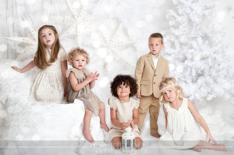 Lookie Loo Photography White Christmas For Borrow Mini Couture