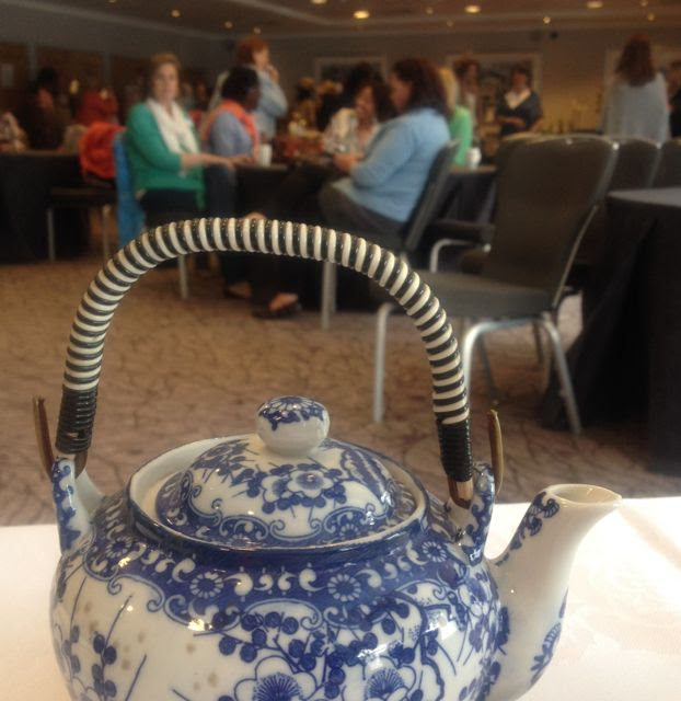 Afternoon Tea Etiquette With American Women Of Surrey