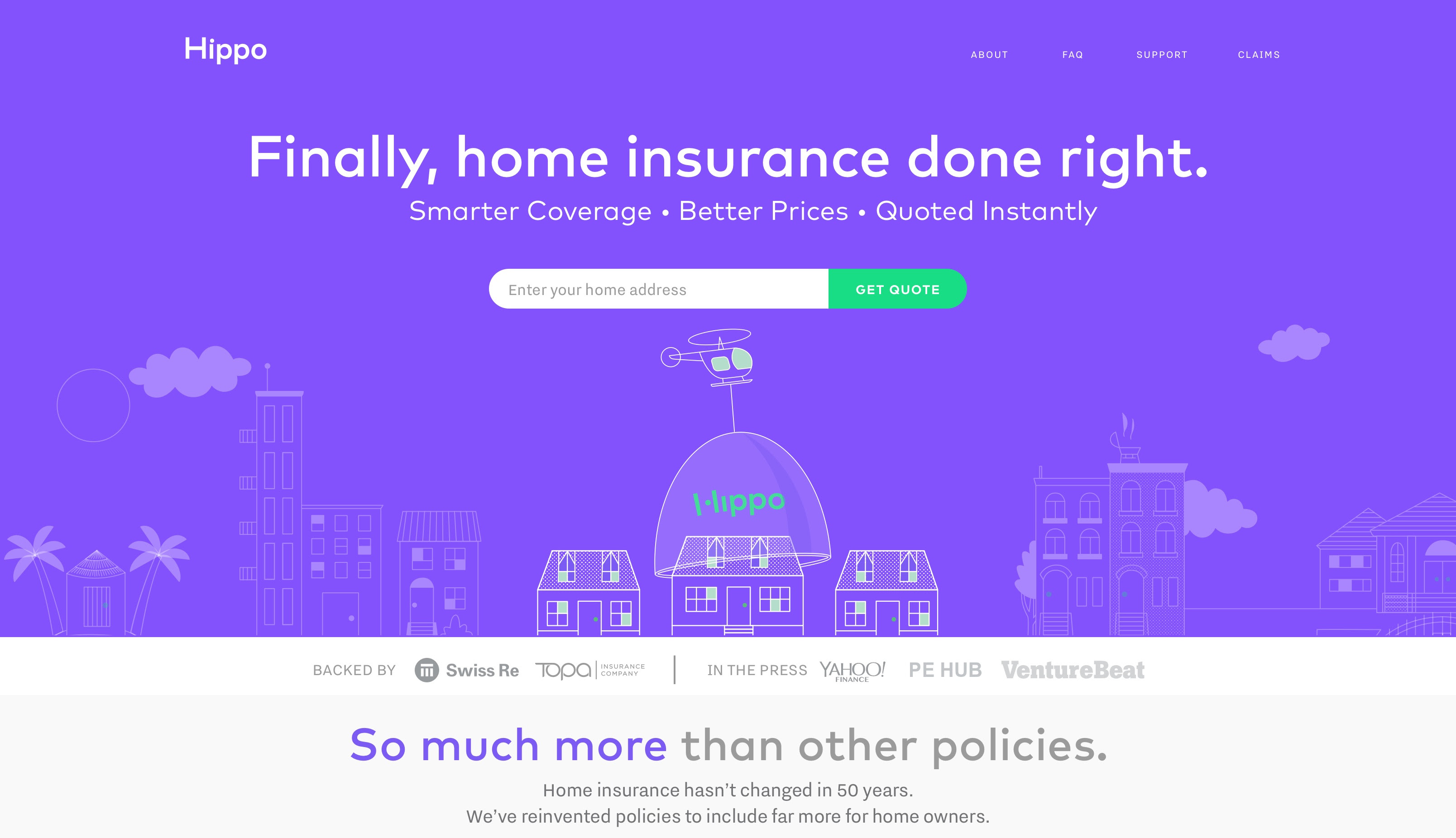 Hippo Launches with Promise of 60-Second Homeowners ...