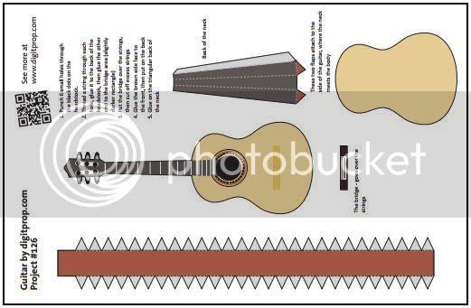 photo miniature.guitar.papercraft.via.papermau.001_zps4e6ab3iv.jpg