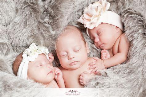 lucu banget gambar foto bayi bayi kembar tiga