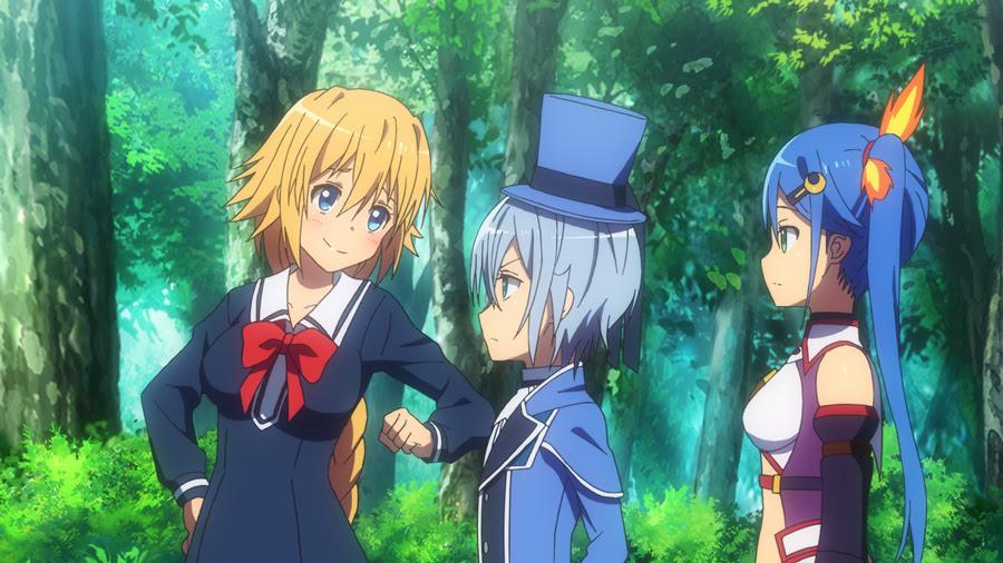 Hangyakusei Million Arthur Episode 5 Subtitle Indonesia Anime