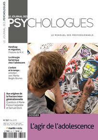 Le Journal des psychologues 2015/4