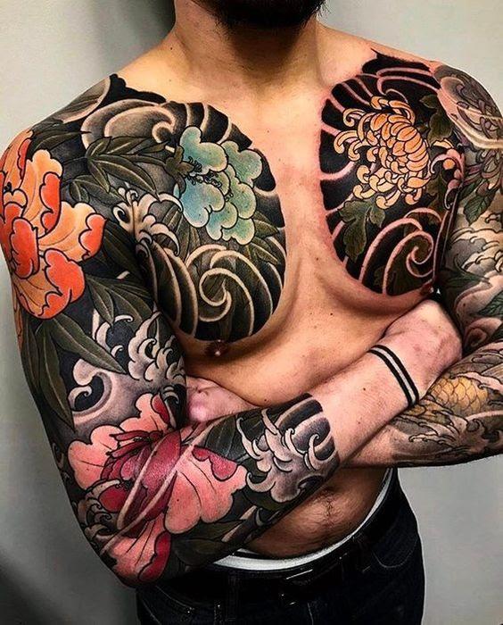 46 Ideas Exclusivas De Tatuajes Japoneses Fotos Tatuajes Geniales