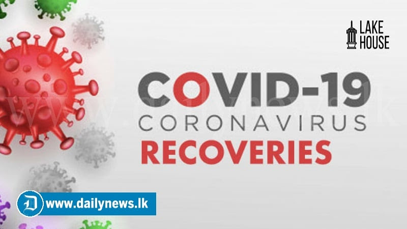 417 COVID-19 patients recovered