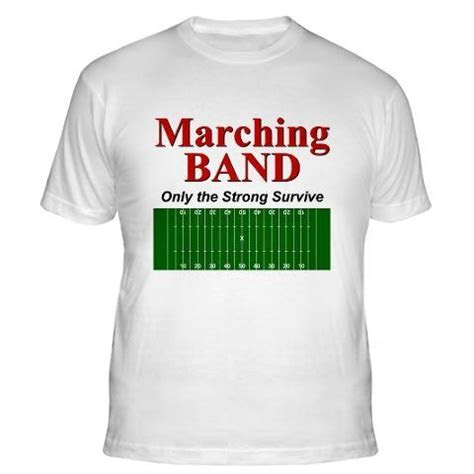 18 best images about Marching Band Shirts on Pinterest