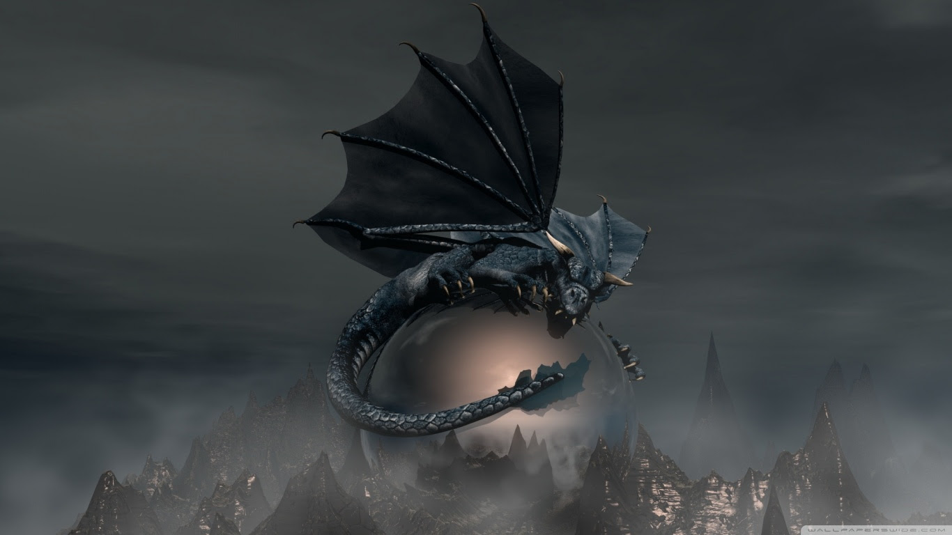 Black Dragon Wallpaper Wallpapers Records