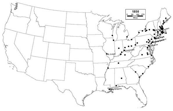 Image Result For Map Us Eastern Seaboard
