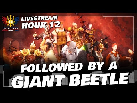 LEGENDS OF ULTIMA Gameplay (Hour 12) ♥ Bought a GIANT PACKED BEETLE!
