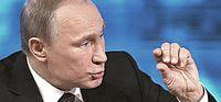 Putin a Sochi