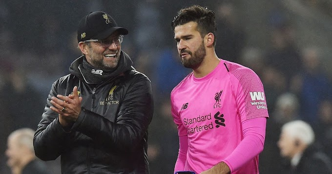 Klopp, Alisson, and 4 others: Liverpool personnel voted for top FIFA awards