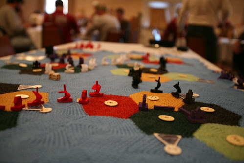 Seafarers of Catan: Homebrew
