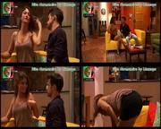 """Melhor na Tv 2015/584 - Rita Carmaneiro sexy na serie """"Agora a serio"""""""