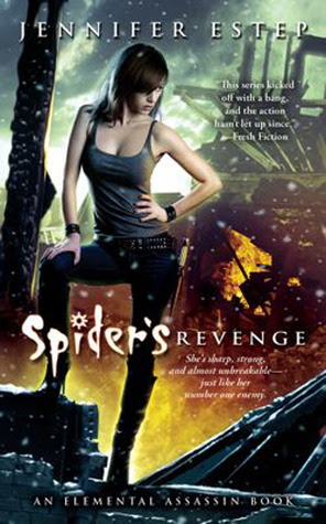 Spider's Revenge (Elemental Assassin, #5)
